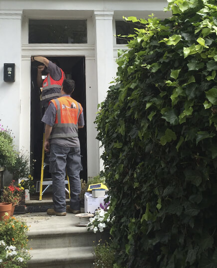 Burglar Alarm engineers in Earl\\\'s Court SW5