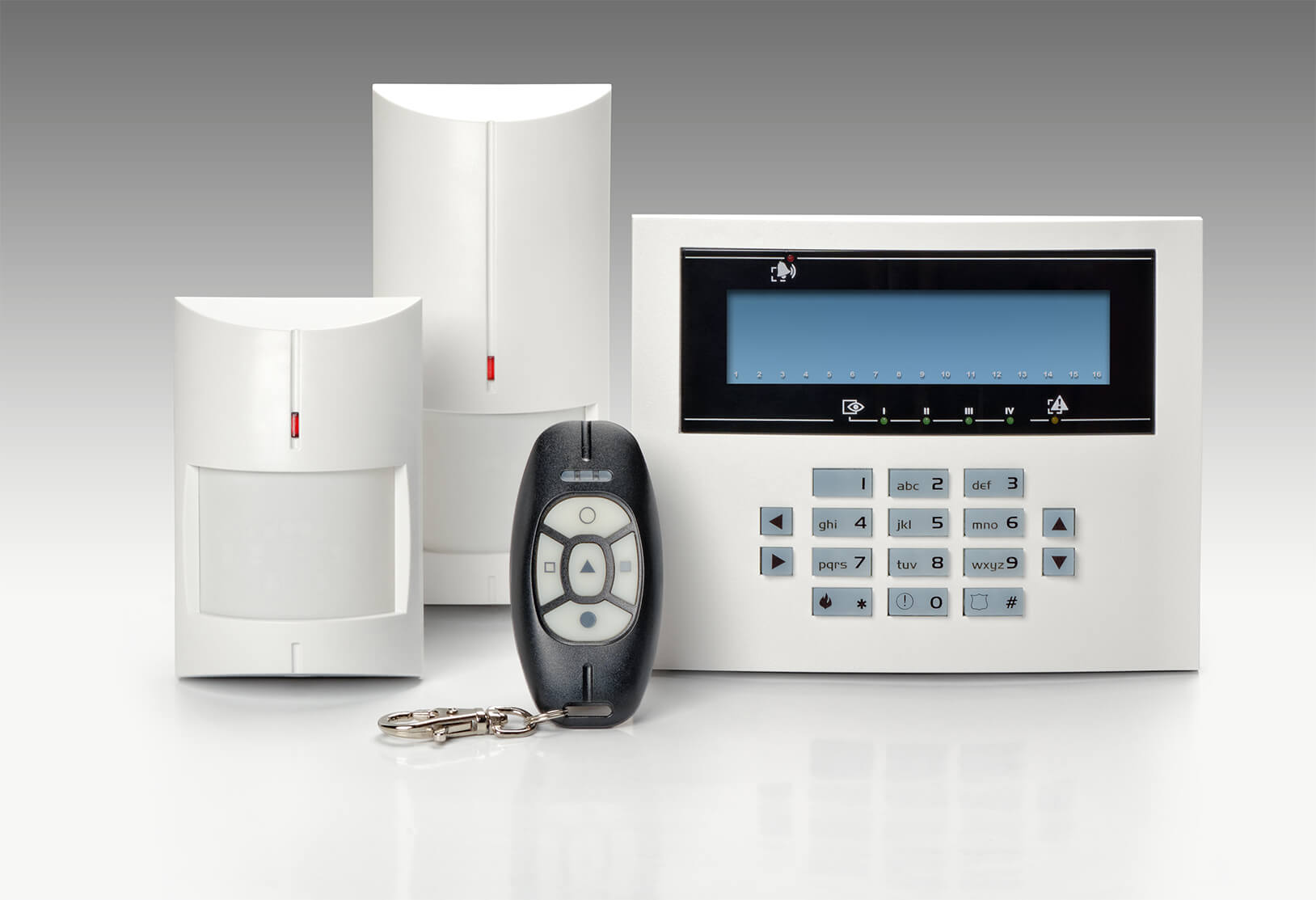 Commercial Burglar Alarms For Business in Clerkenwell EC1  - Local Clerkenwell EC1 burglar alarm company.Call 02078872244 - Dedicated to Safety & Security. Companies, shops and homes ..